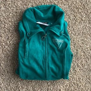 GUESS Velour Track Suit